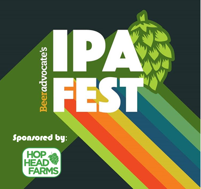 Hop Head Farms @ Beer Advocate IPA 'fest - Boston, MA - Sat