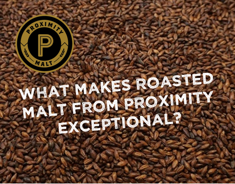 Malt, roasted malt, proximity malt